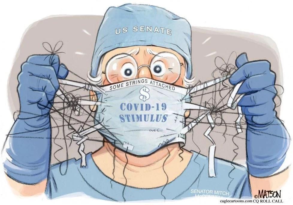 A Socialist Perspective on the Coronavirus Stimulus Plan