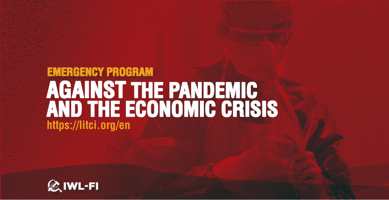 Emergency Program Against the Pandemic and the Economic Crisis
