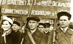 Russian Revolution, 97 years: Soviets in action