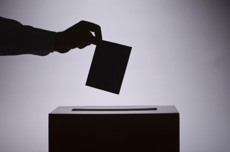 Resultado de imagen para urna voto