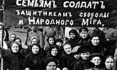 8 de marzo de 1917: la chispa de la revolución de febrero