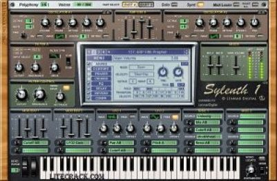 Sylenth1 Crack 3.041 Crack with Serial Key[Mac+Win]Free Download!