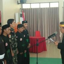 Balai Karaeng Latippa Jadi Saksi Pelantikan Dan Raker Pagar Nusa Bantaeng | NGACAK.COM