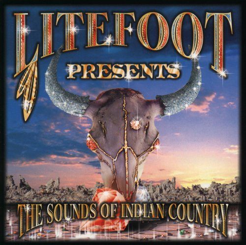 Album Cover-Sounds of Indian Country