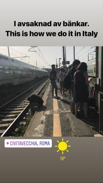 Från Instagram-stories 1
