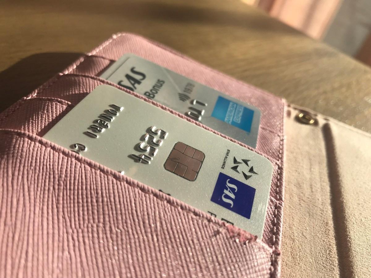 Att samla Eurobonuspoäng - en guide för nybörjare Del 1 - korten