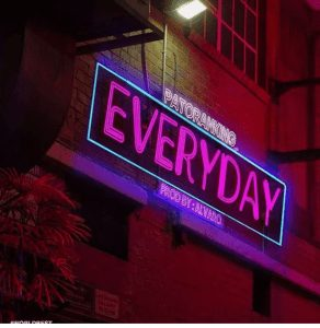 Photo of Patoranking song titled everyday