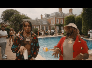 Image of Aj Tracey Summertime Shootout Ft T-Pain
