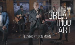 Image of Don Moen How Great Thou Art