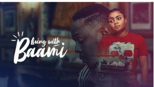 Image of Living With Baami movie
