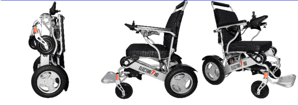 Electra 7 Foldable Heavy Duty Battery Powered Electric