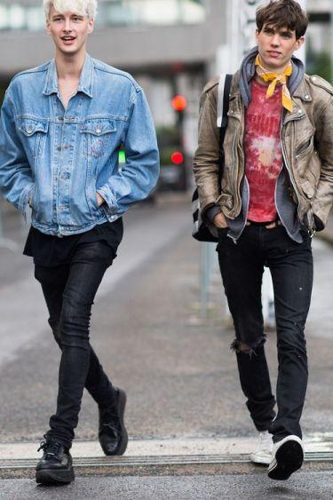 2017年最新メンズ「スキニーデニム」の着こなしの極意