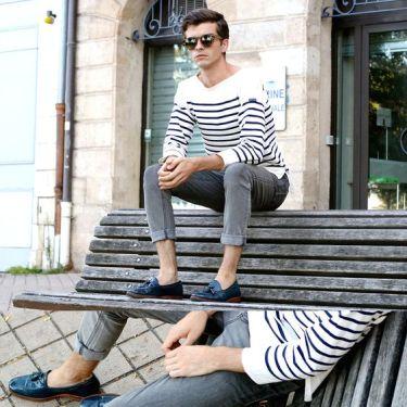 30代大人メンズのマリンスタイルにmustなitem&コーデ