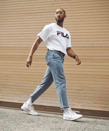 30代メンズのトレンド夏コーデはTシャツで決まる!着るべき10タイプとは?