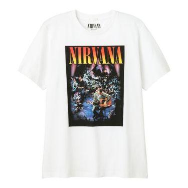 GUからリリースされるNIRVANA Tシャツは30代メンズが買うべきアイテム