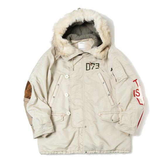 キムタクがMVで着用のモッズコート