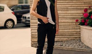 30代メンズに似合うベスト春夏コーデ