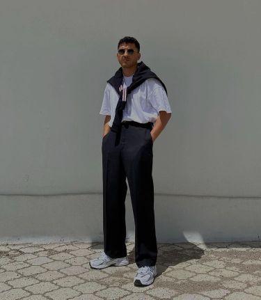 40代メンズに似合うコンフォートファッション