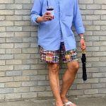 40代メンズのダサい短パンコーデを卒業