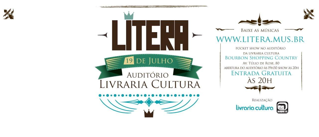 Livraria Cultura - Porto Alegre RS - LÍTERA 4643d6dbfa9