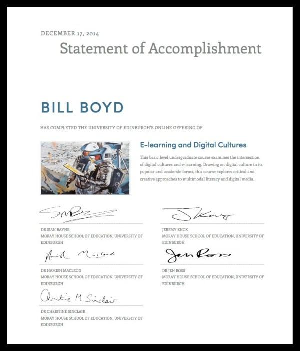 Digital Literacy Bill Boyd - Adviser