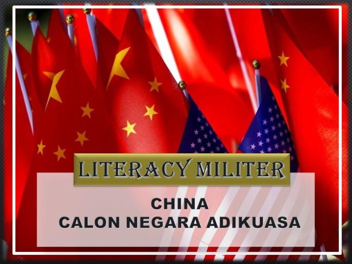 China negara raksasa - literacy militer
