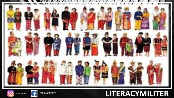 contoh keberagaman suku masyarakat indonesia
