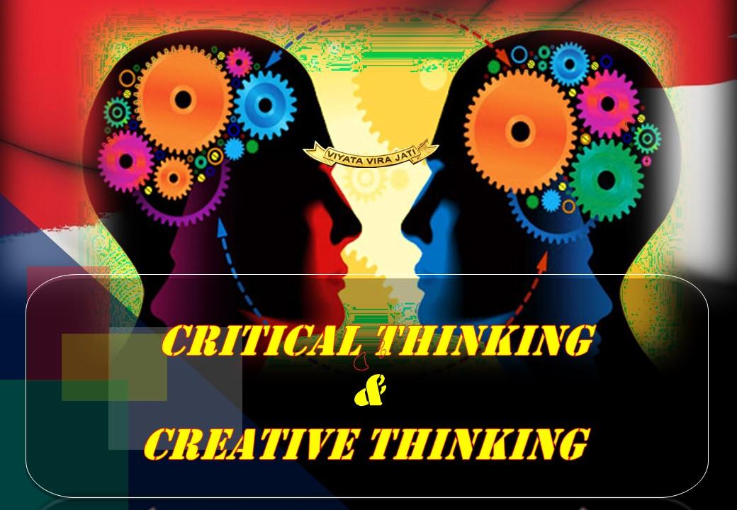 Langkah Berpikir Kritis Dan Kreatif Serta Implementasinya