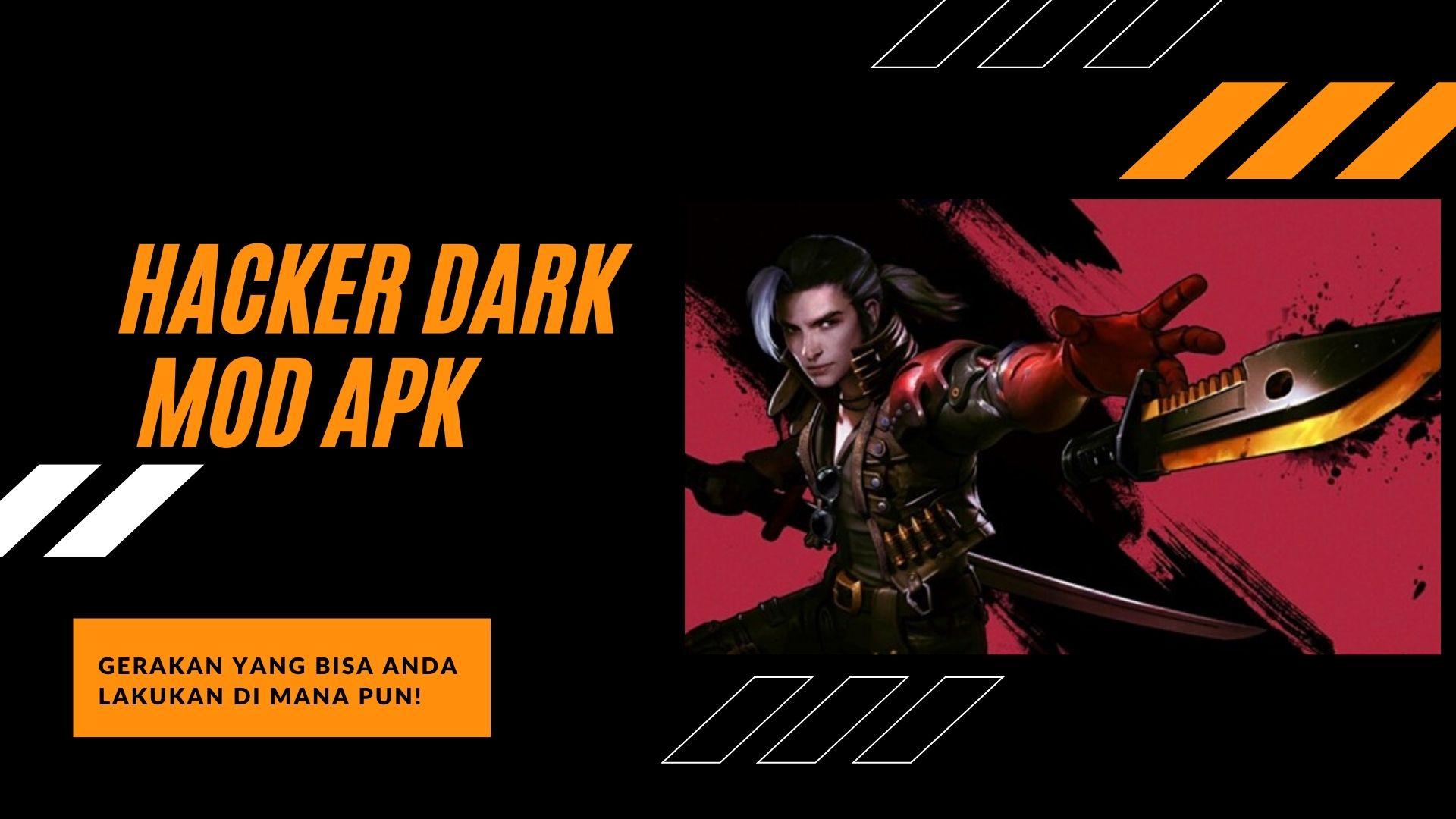 Hacker Dark VIP Mod Apk