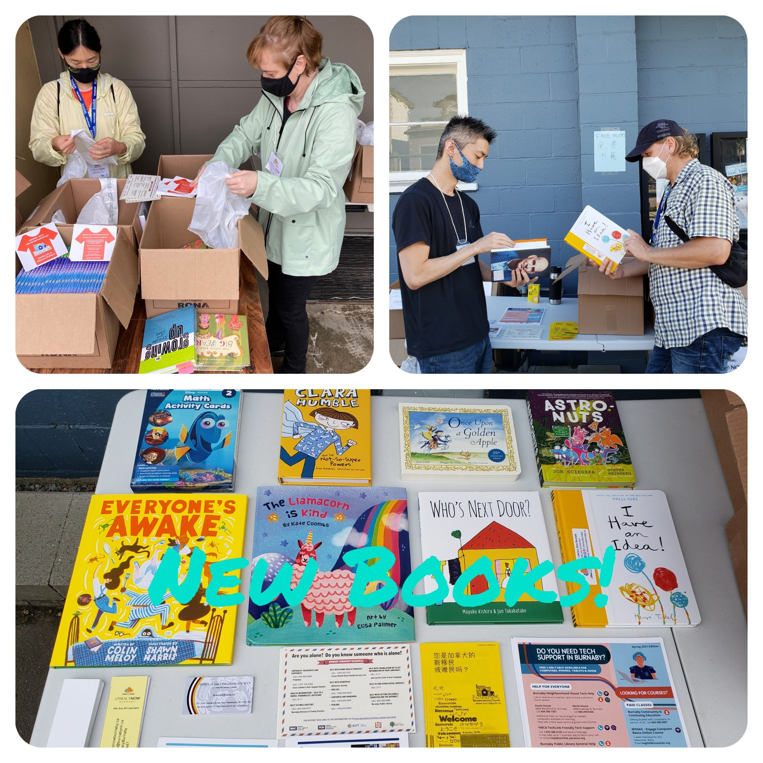 You are currently viewing September Literacy Hamper Recap
