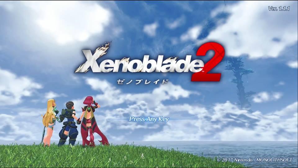 Xenoblade Chronicles 2 Review Etc Et Cetera