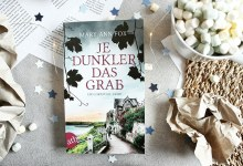 Rezension | Mary Ann Fox – Je dunkler das Grab (Mags Blake #2)