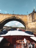 Approaching Charles Bridge