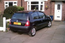 My First Car - Renault Clio