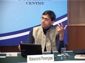 JNU-professor-Makarand-Paranjape