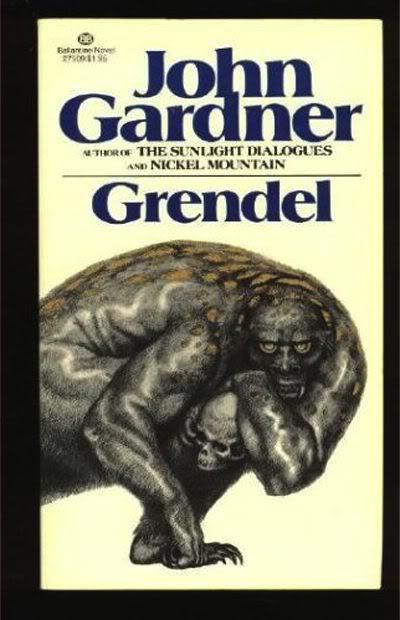 in gardners grendel how does grendel classify humans
