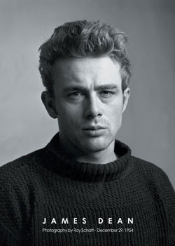 james-dean-portrait-b-w-i305