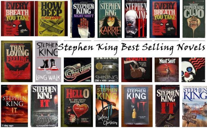 Stephen-King-Best-Selling-Novels