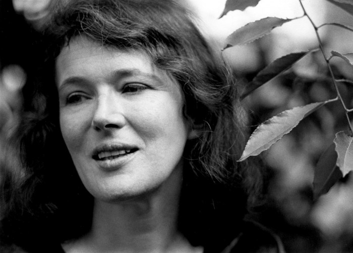 Angela Carter, 1976; photograph by Fay Godwin