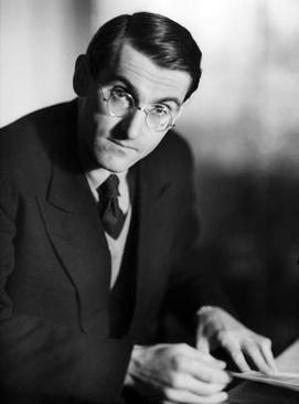Jean Anouilh (1910-1987), auteur dramatique franÁais. 1953. RV-450003
