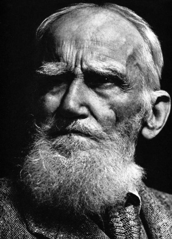 Adolf Morath George Bernard Shaw, 1948
