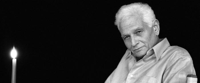Jacques Derrida is Dead at 74