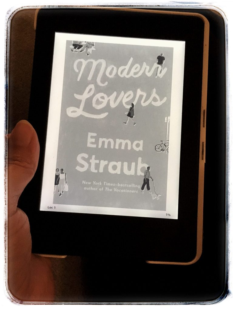Modern Lovers by Emma Straub