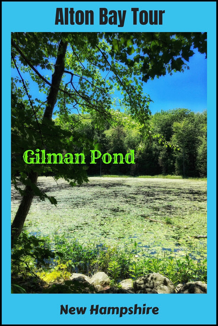 Gilman Pond, Alton, Lake Winnipesaukee