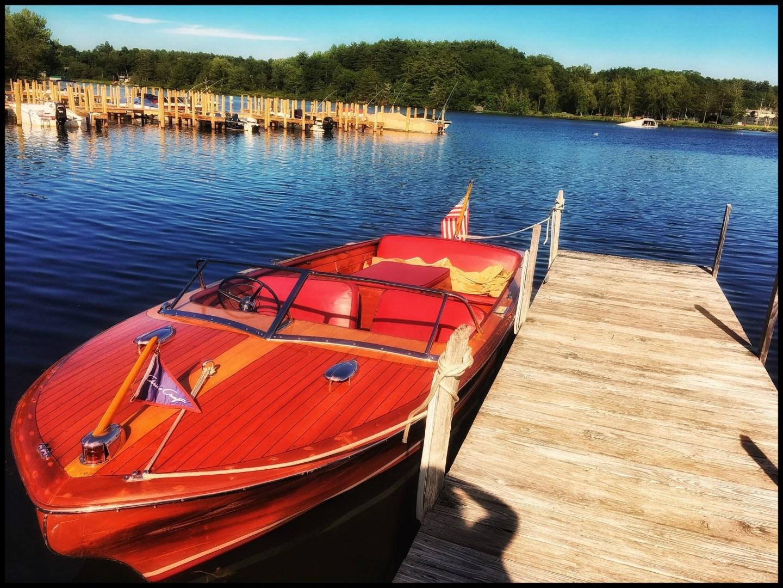 Wolfeboro, Wolfetrap Grill, Lake Winnipesaukee tour