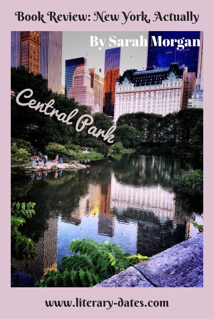 Central Park, Book Review of New York, Actually by Sarah Morgan