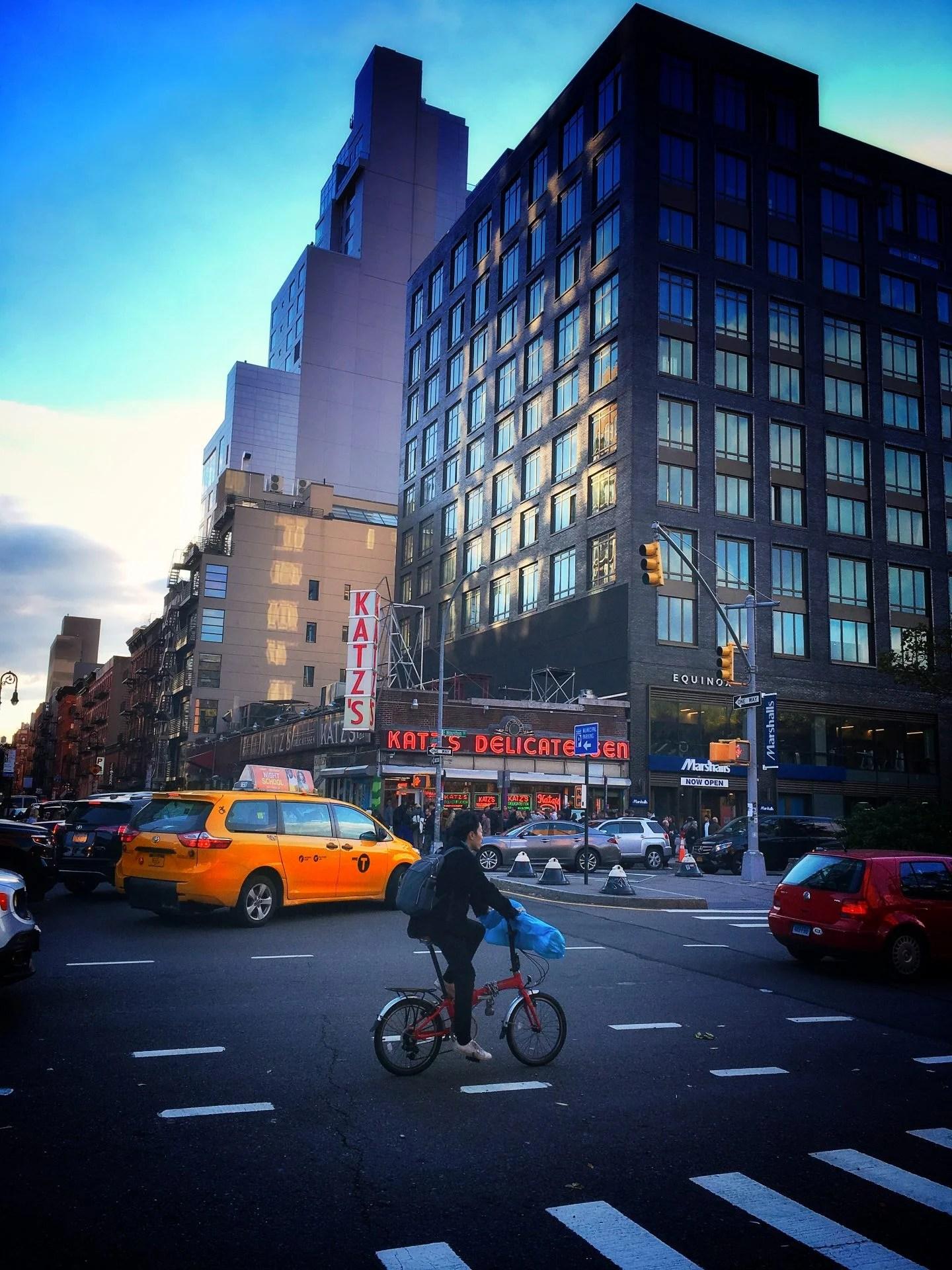 You by Caroline Kepnes, Lower East Side