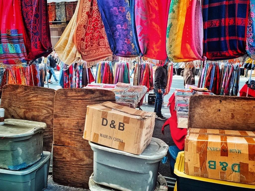 New York City Street Fair