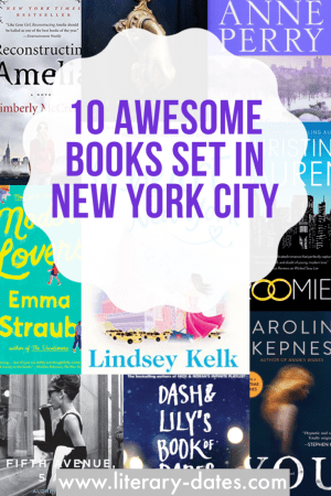 Books set in New York City