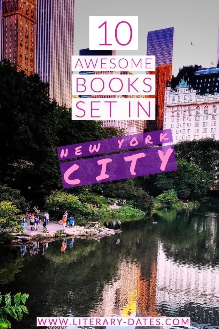 Ten Books Set in New York City